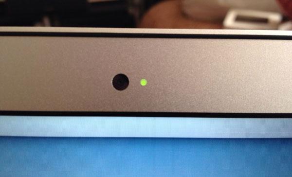 Cámara MacBook