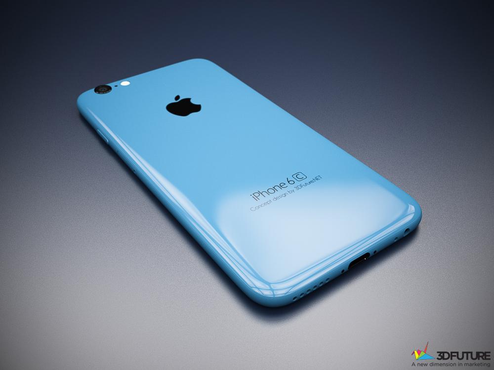 iPhone 6c concepto