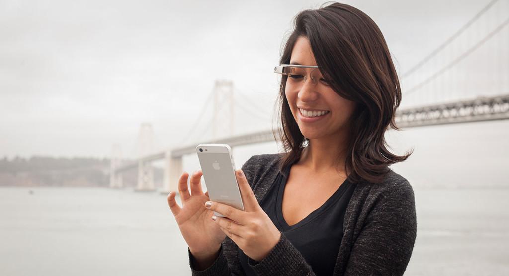 realidad virtual google glass