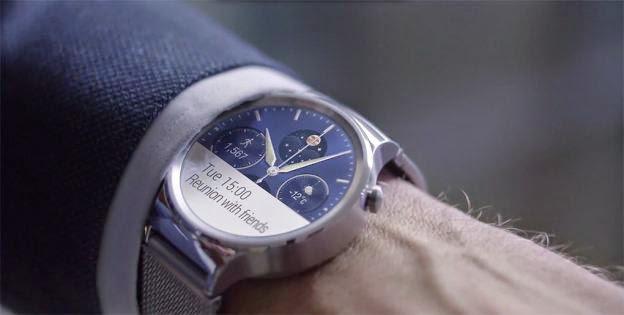 Smartwatch de Android Wear
