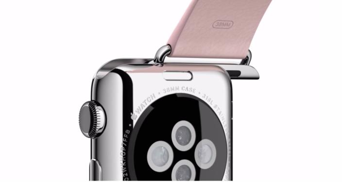 Apple Watch lightning
