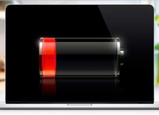Batería OS X