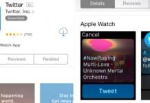 Apps para el Apple Watch App Store