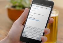 Crear firma html mail iphone