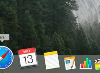 Reiniciar dock en Mac OS X