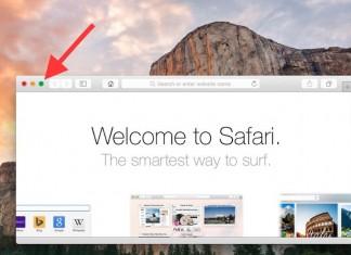 Pantalla completa Mac OS X