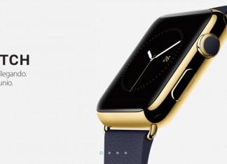 El Apple Watch llegará a España y México el 26 de junio