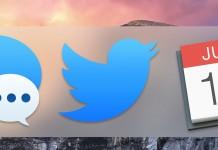 twitter app mensaje de la muerte