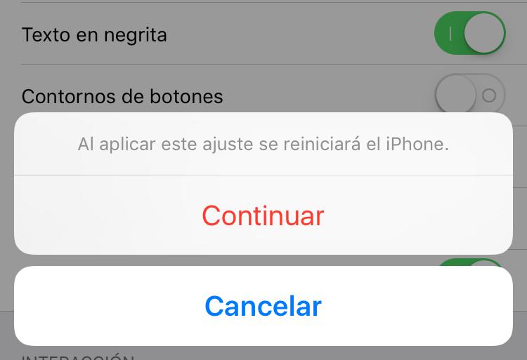 Cómo reiniciar un iPhone o un iPad sin el botón de encendido