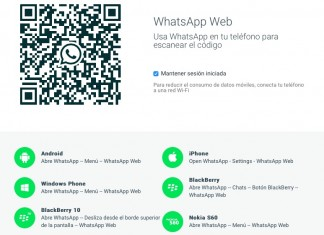 WhatsApp Web ya es compatible con iPhone