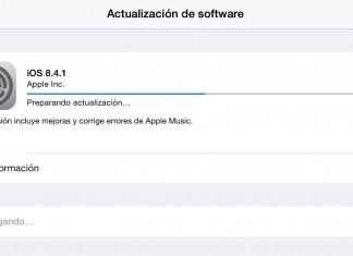 iOS 8.4.1, OS X 10.10.5 y iTunes 12.2.2. Las actualizaciones del día