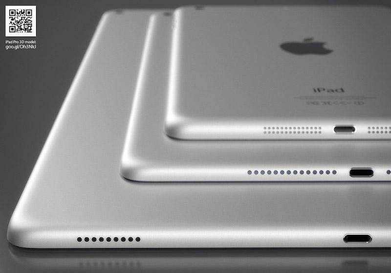 La producción del iPad Pro se sitúa en septiembre una vez más