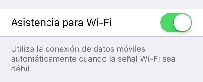 Asistencia Wi-Fi