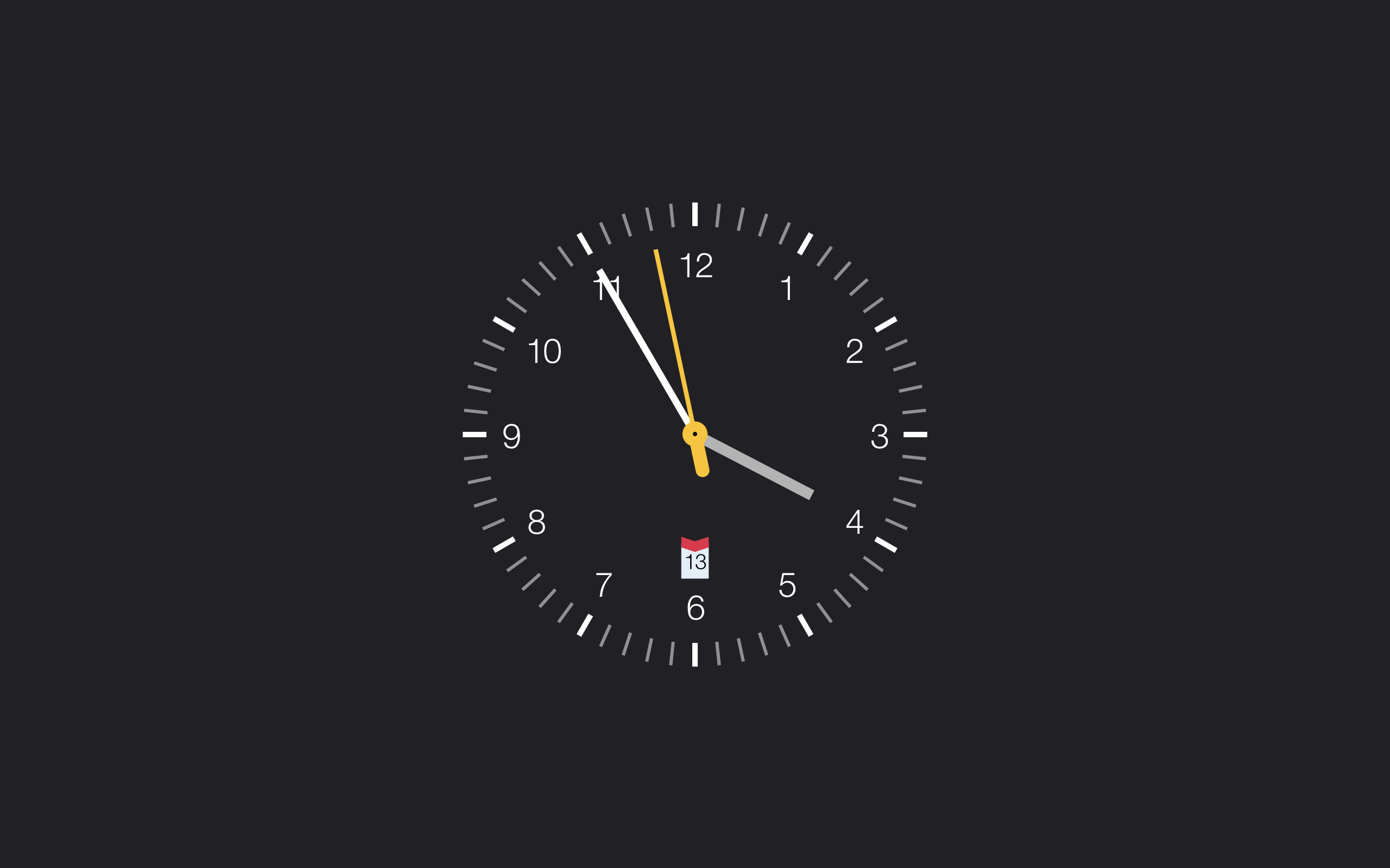 Braun-reloj