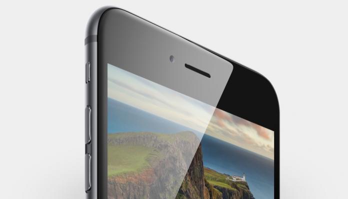iphone 6s pantalla camara