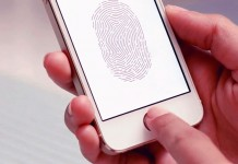 touch ID iPhone