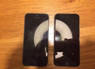 Supuesto iPhone 5se