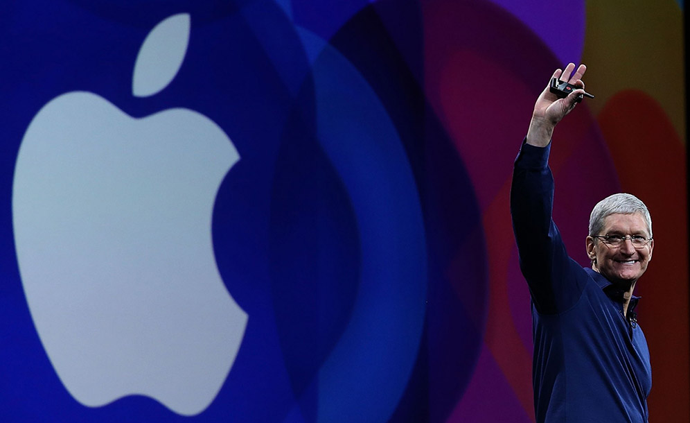 Tim Cook conferencia de ganancias Apple primer trimestre 2016
