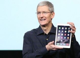 Tim Cook iPad Air 3 evento en marzo