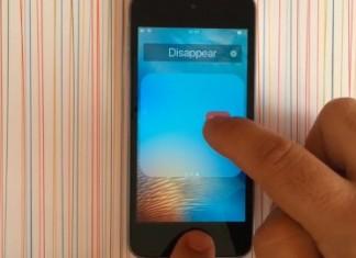 esconder aplicaciones en iOS 9