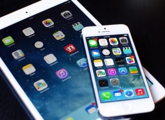 iPhone y iPad dispositivos activos Apple