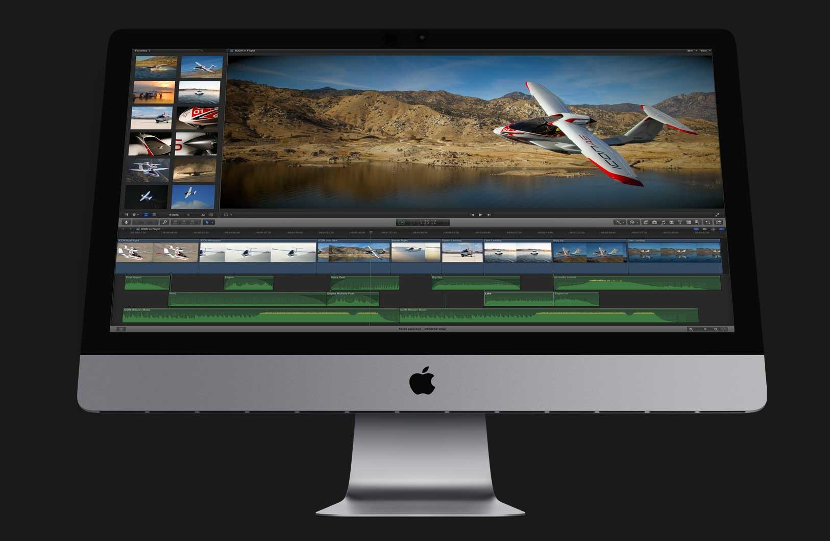 Apple actualiza Final Cut Pro X, Compressor y Motion