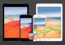 iPhone SE y iPad Pro fondos de pantalla