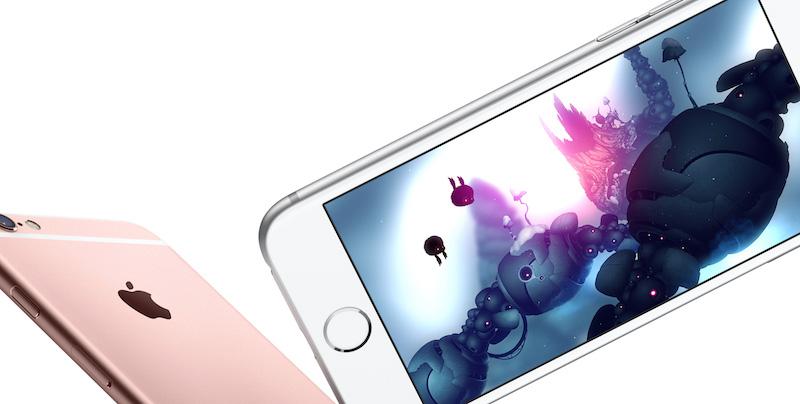iPhone 2016 pantalla OLED