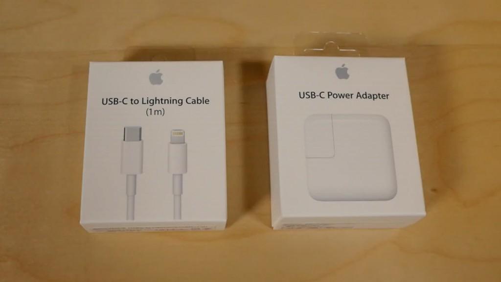 iPad Pro cargar más rápido USB-C