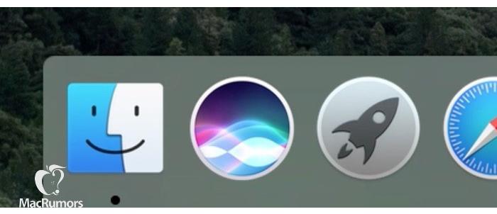 Siri-Dock