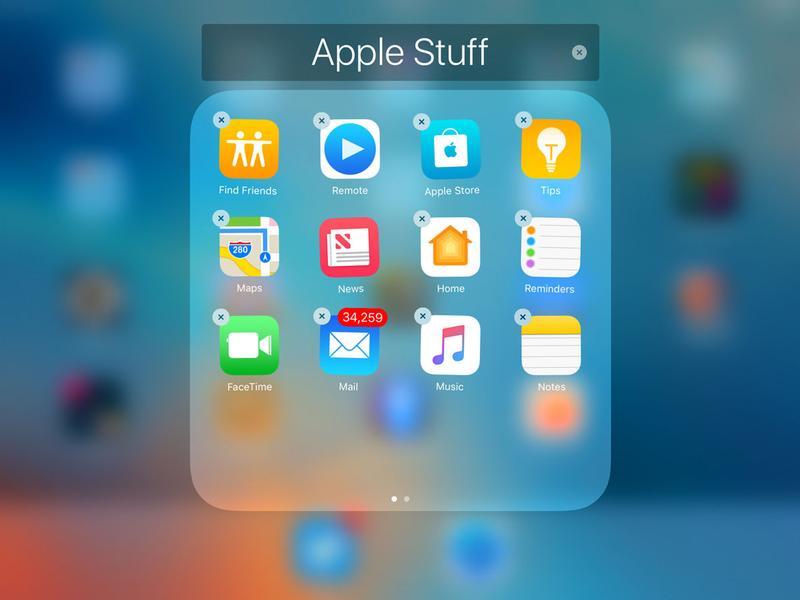 Eliminar-aplicaciones-iOS 10