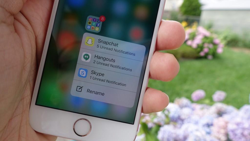 Destacado beta 5 iOS 10