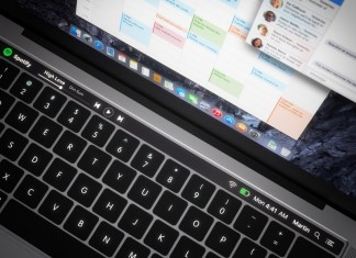 MacBook Pro Retina panel OLED
