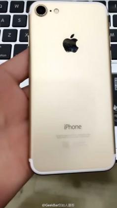 iPhone 7 filtración
